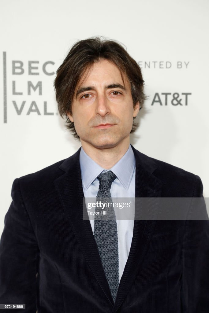 Noah Baumbach attends Tribeca Talks during the 2017 Tribeca Film Festival at Borough of Manhattan Community College on April 24, 2017 in New York City.