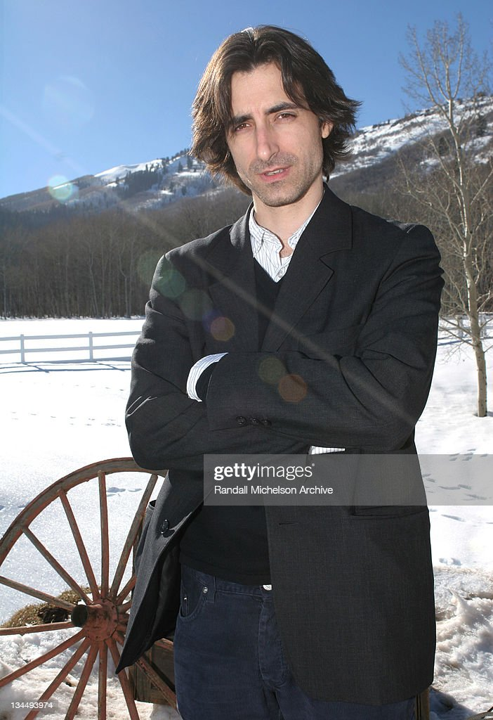 "2005 Sundance Film Festival - ""The Squid and The Whale"" Outdoor Portraits"