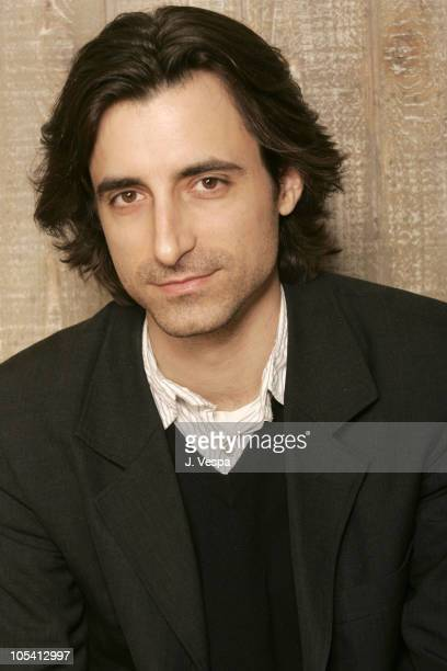 Noah Baumbach during 2005 Sundance Film Festival 'The Whale and the Squid' Portraits at HP Portrait Studio in Park City Utah United States