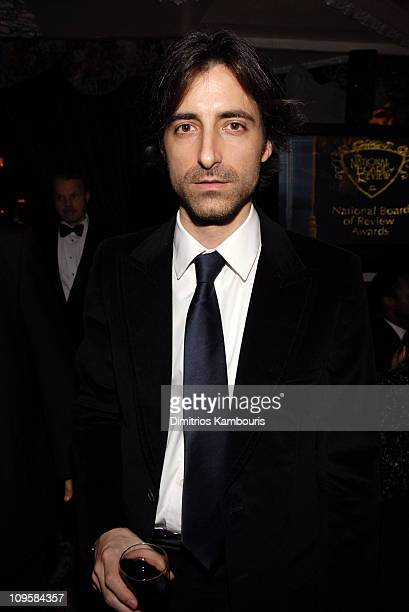 Noah Baumbach during The 2005 National Board of Review of Motion Pictures Awards Ceremony Cocktail Reception at Tavern On The Green in New York City...