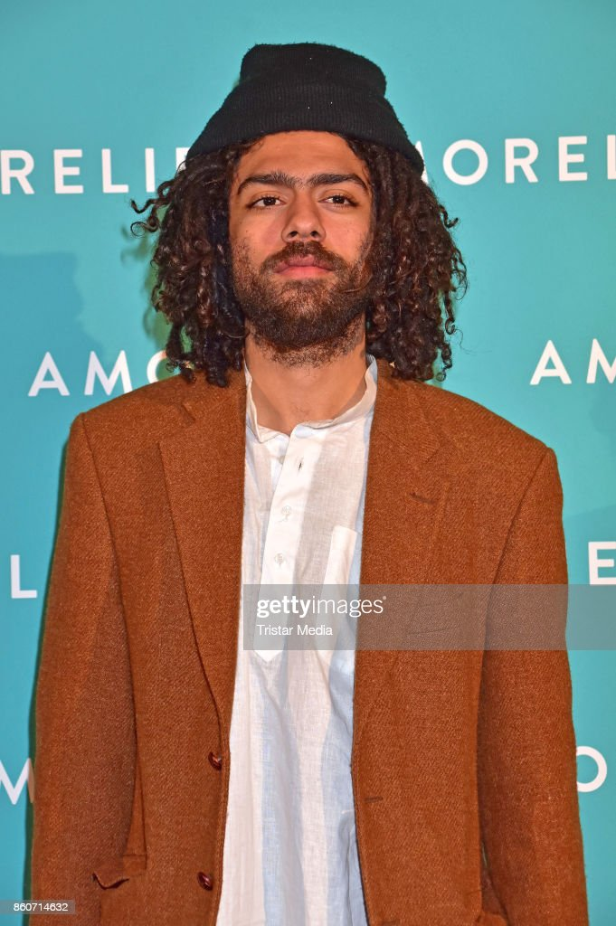 Noah Becker attends the Amorelie Christmas Calender Launch Dinner on October 12, 2017 in Berlin, Germany.