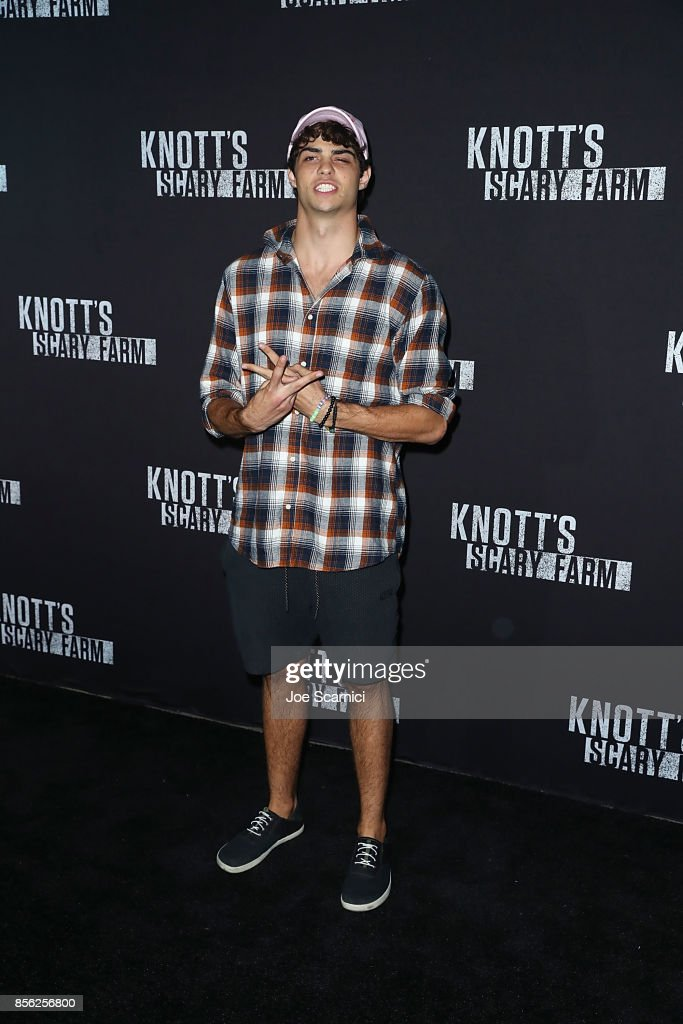 Knott's Scary Farm And Instagram's Celebrity Night - Arrivals : News Photo