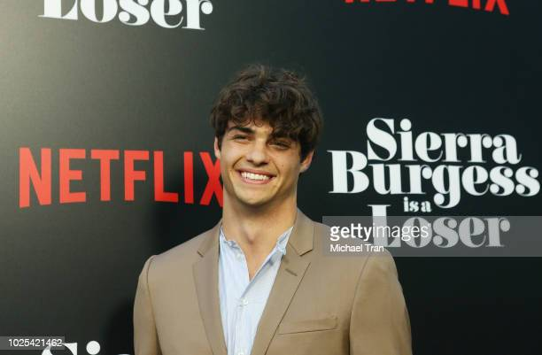 Noah Centineo arrives to the Los Angeles premiere of Netflix's Sierra Burgess Is A Loser held at ArcLight Hollywood on August 30 2018 in Hollywood...