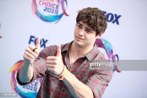 Noah Centineo attends FOX's Teen Choice Awards 2019 on August 11 2019 in Hermosa Beach California