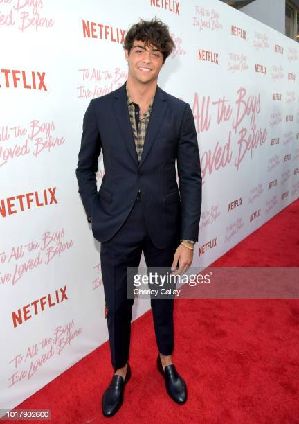 Noah Centineo attends Netflix's 'To All the Boys I've Loved Before' Los Angeles Special Screening at Arclight Cinemas Culver City on August 16 2018...