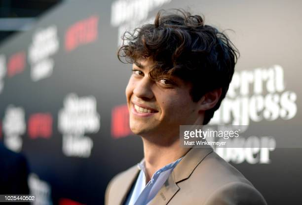 Noah Centineo attends the Los Angeles Premiere of the Netflix Film Sierra Burgess is a Loser at Arclight Hollywood on August 30 2018 in Hollywood...