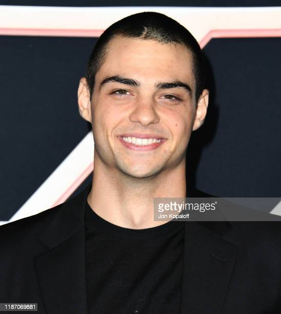 """Noah Centineo attends the premiere of Columbia Pictures' """"Charlie's Angels"""" at Westwood Regency Theater on November 11, 2019 in Los Angeles,..."""