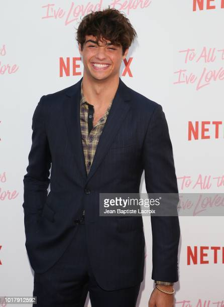 Noah Centineo attends the Screening Of Netflix's 'To All The Boys I've Loved Before' Arrivals at Arclight Cinemas Culver City on August 16 2018 in...