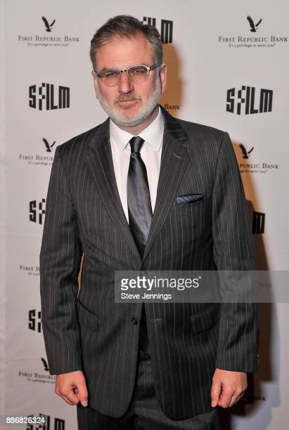 Noah Cowan SFFILM Executive Director attends the 2017 SFFILM Awards Night at Palace of Fine Arts Theatre on December 5 2017 in San Francisco...