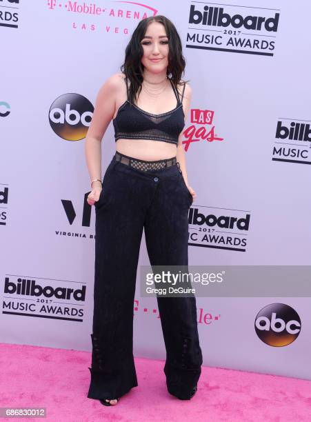 Noah Cyrus arrives at the 2017 Billboard Music Awards at TMobile Arena on May 21 2017 in Las Vegas Nevada