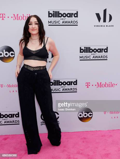 Noah Cyrus arrives at the 2017 Billboard Music Awards presented by Virginia Black at TMobile Arena on May 21 2017 in Las Vegas Nevada