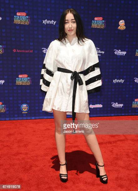 Noah Cyrus attends the 2017 Radio Disney Music Awards at Microsoft Theater on April 29 2017 in Los Angeles California