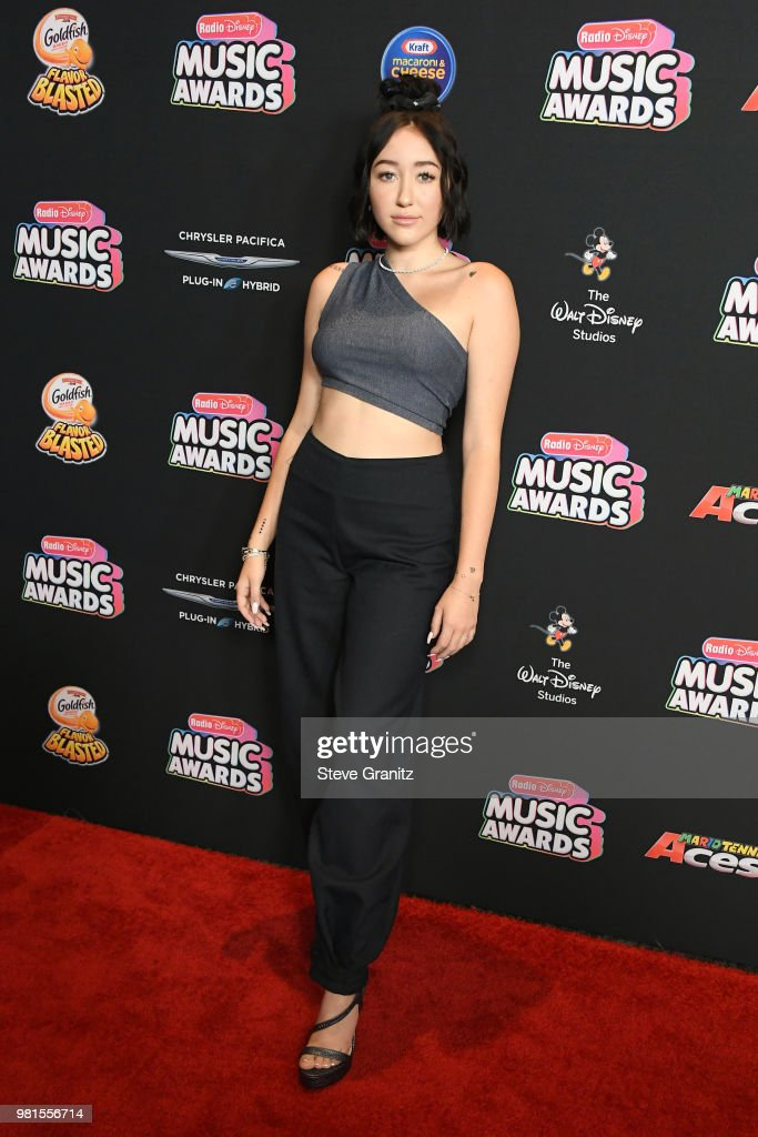 Noah Cyrus attends the 2018 Radio Disney Music Awards at Loews Hollywood Hotel on June 22, 2018 in Hollywood, California.