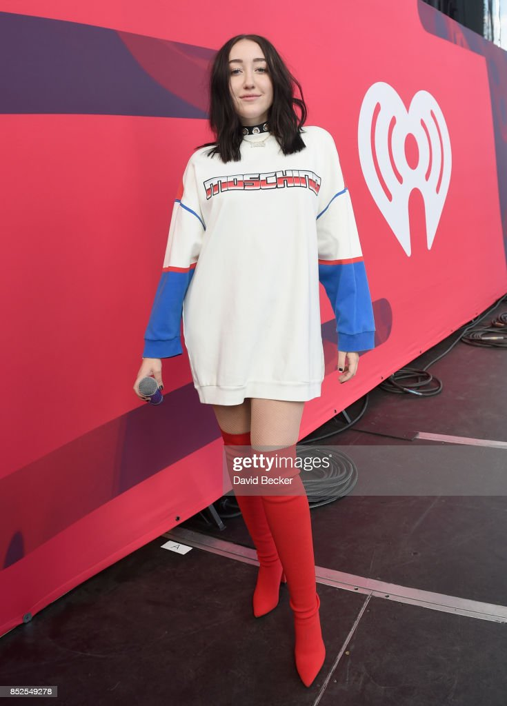 2017 Daytime Village Presented by Capital One At The iHeartRadio Music Festival - Backstage