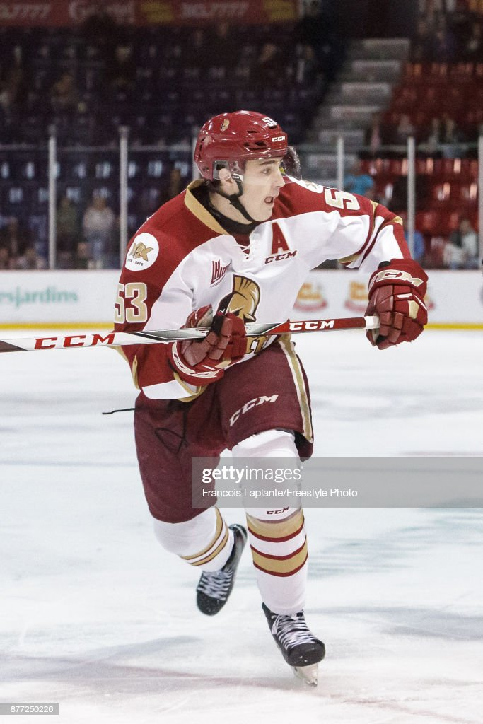 Acadie-Bathurst Titan v Gatineau Olympiques : News Photo
