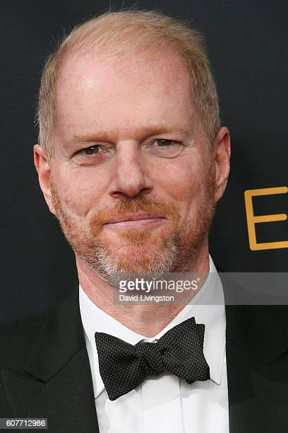 Noah Emmerich arrives at the 68th Annual Primetime Emmy Awards at the Microsoft Theater on September 18 2016 in Los Angeles California
