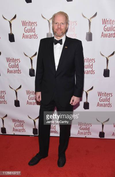 Noah Emmerich attends the 71st Annual Writers Guild Awards New York ceremony at Edison Ballroom on February 17 2019 in New York City