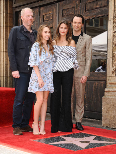 Keri Russell Honored With Star On The Hollywood Walk Of ...
