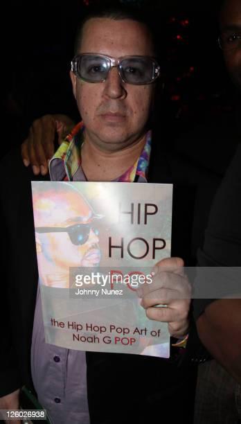 Noah G Pop attends Greenhouse on December 22 2010 in New York City