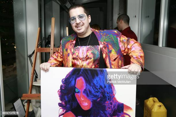Noah G Pop attends Valentines Fundraiser To Benefit CHARITY WATER at High Bar on February 11 2009 in New York City