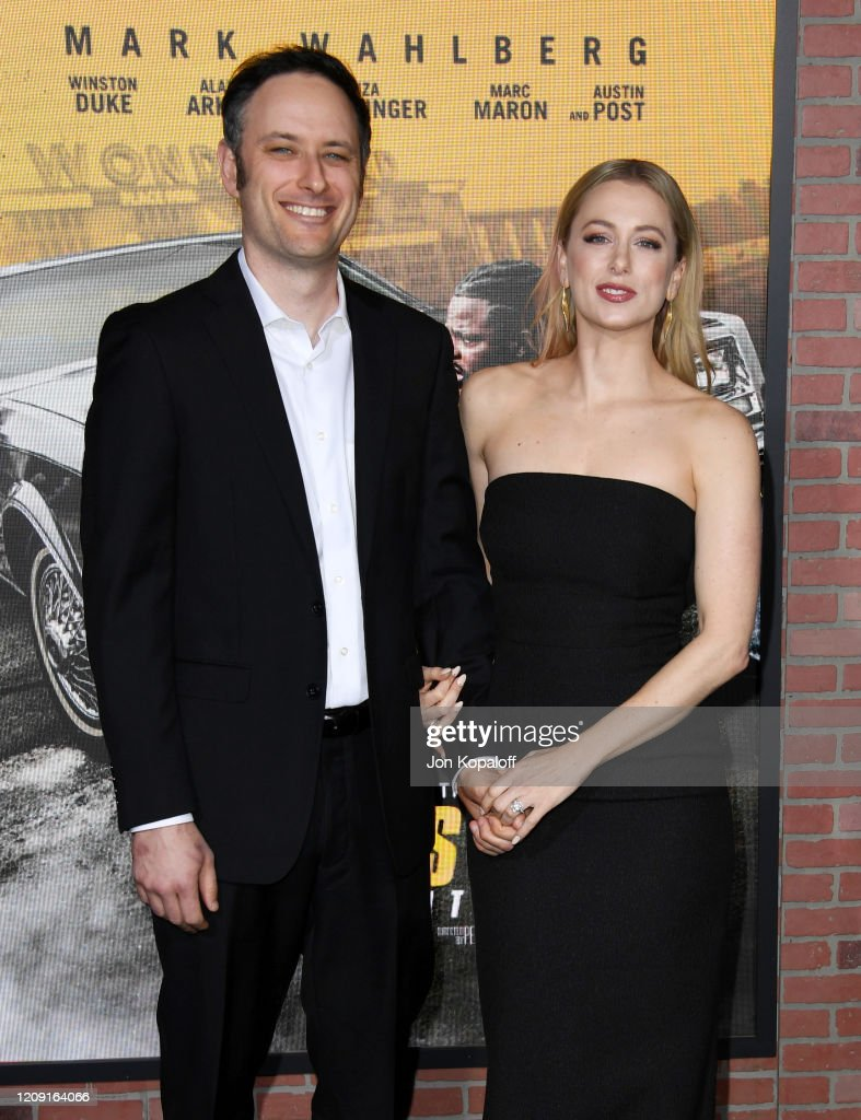 Noah Galuten And Iliza Shlesinger Attend The Premiere Of Netflix S News Photo Getty Images