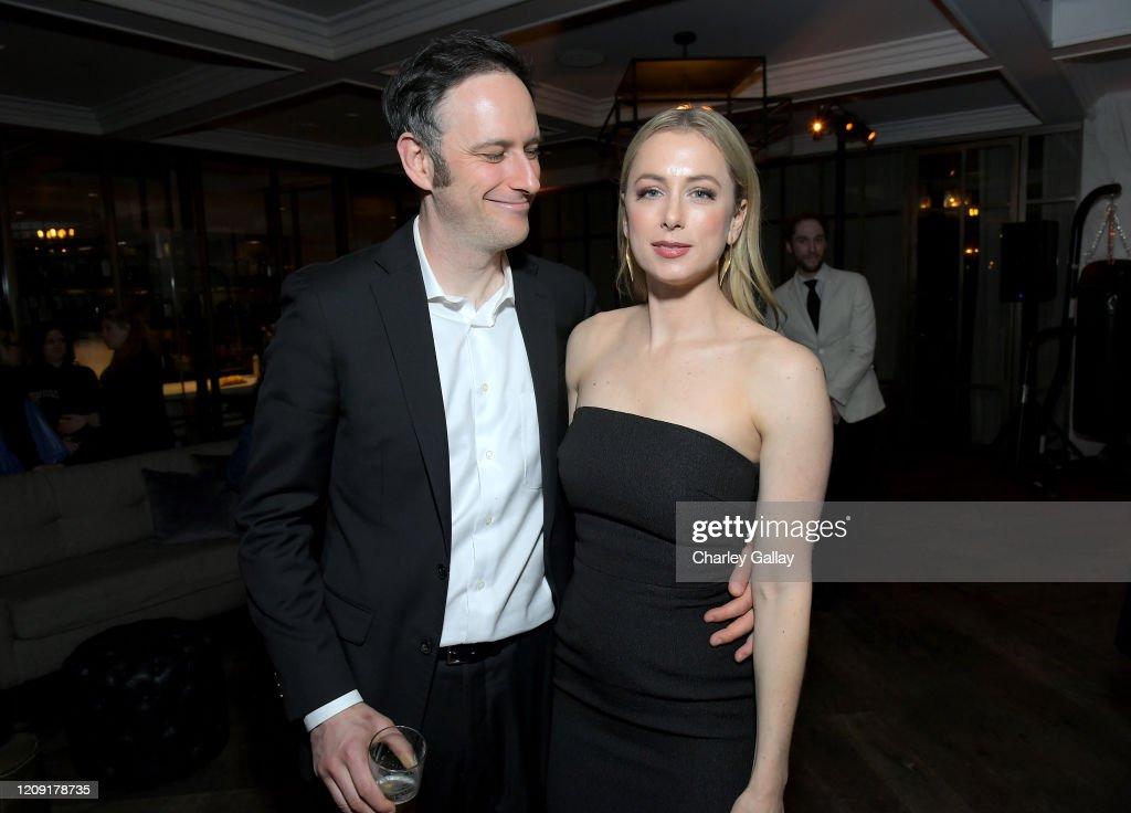 Noah Galuten And Iliza Shlesinger Attends The Netflix Premiere News Photo Getty Images
