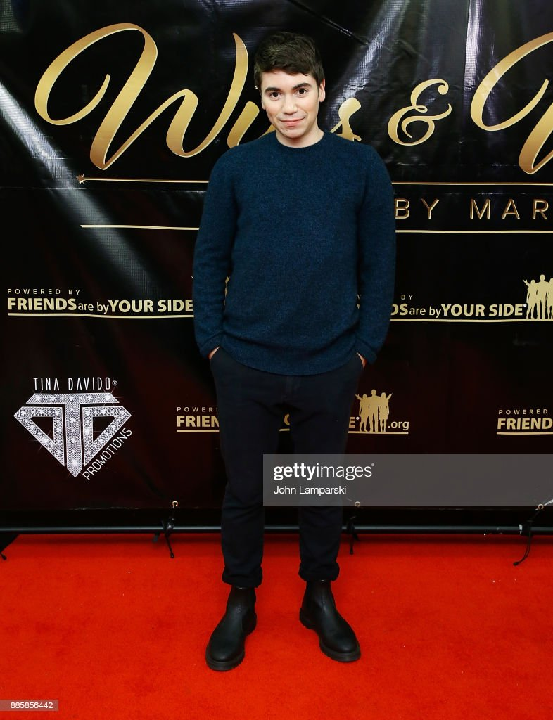 Noah Galvin attends the 2017 One Night With The Stars benefit at the Theater at Madison Square Garden on December 4, 2017 in New York City.