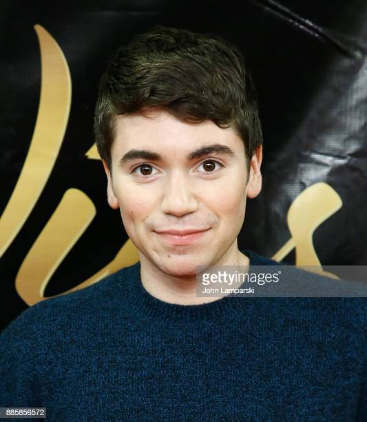 Noah Galvin attends the 2017 One Night With The Stars benefit at the Theater at Madison Square Garden on December 4 2017 in New York City