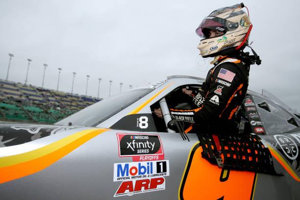 KS: NASCAR Xfinity Series Kansas Lottery 300
