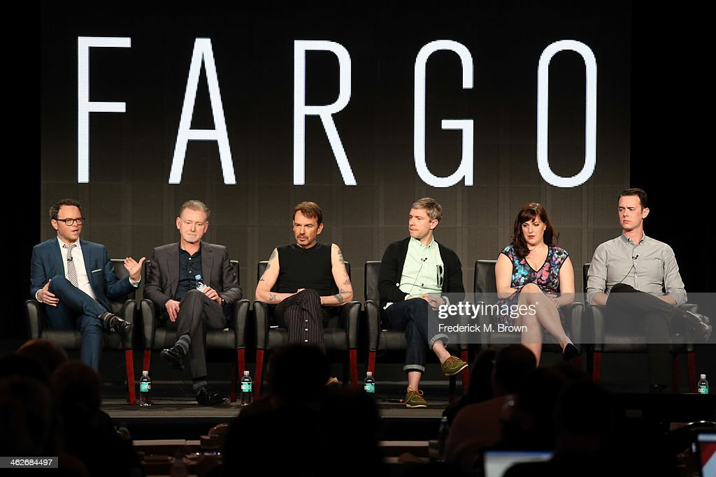 2014 Winter TCA Tour - Day 6 : News Photo