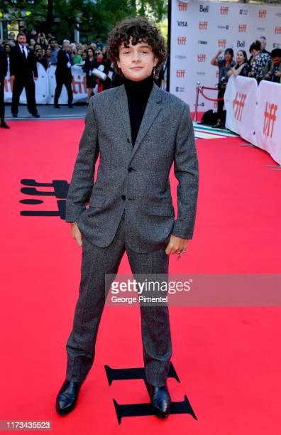 Noah Jupe attends the Ford v Ferrari premiere during the 2019 Toronto International Film Festival at Roy Thomson Hall on September 09 2019 in Toronto...