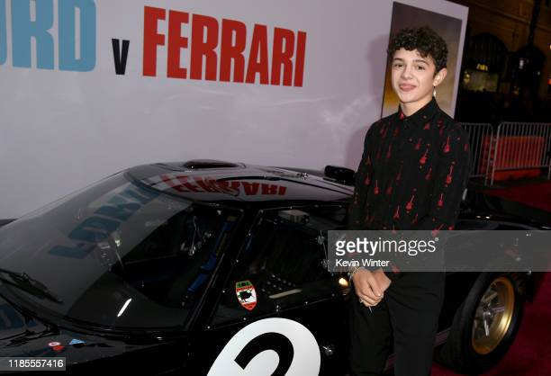 902 Noah Jupe Photos And Premium High Res Pictures Getty Images