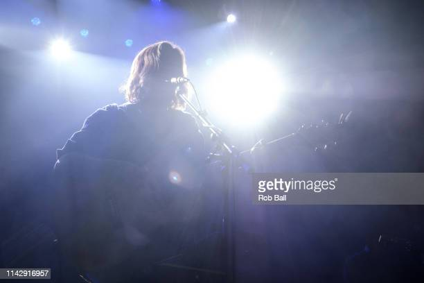 Noah Kahan performs onstage at O2 Shepherd's Bush Empire on April 15 2019 in London England