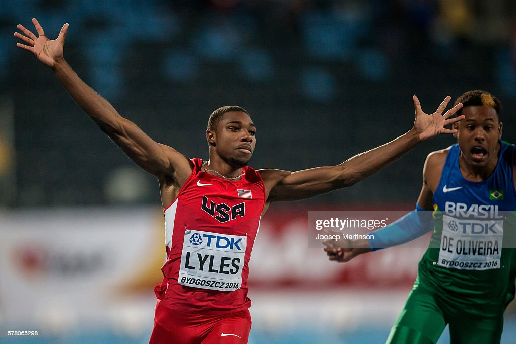 IAAF World U20 Championships - Day 2 : News Photo