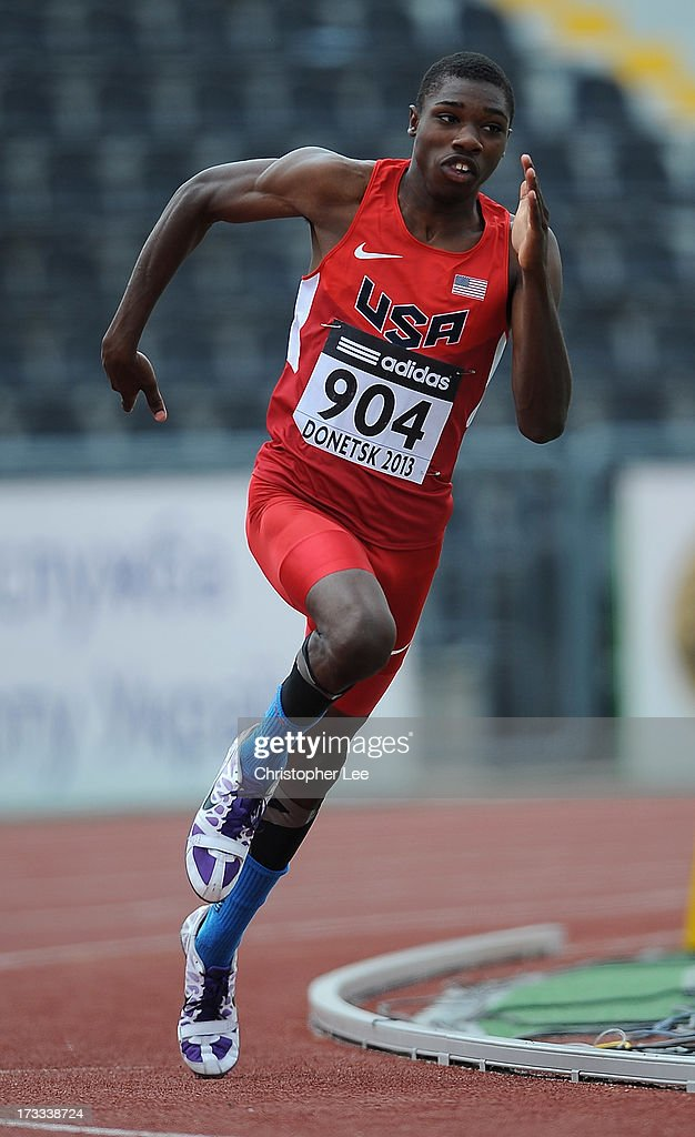 IAAF World Youth Championships - Day 3 : News Photo