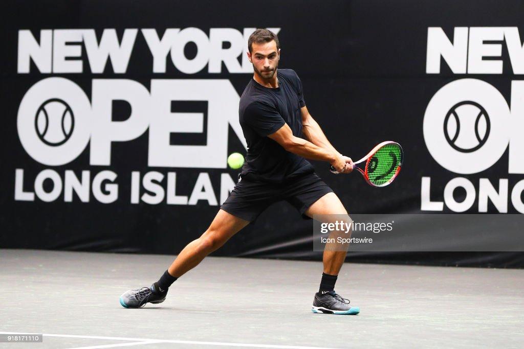 TENNIS: FEB 13 New York Open : News Photo