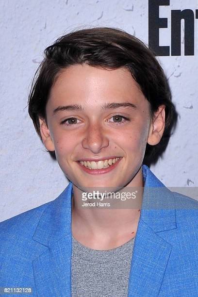 Noah Schnapp arrives at Entertainment Weekly's Annual ComicCon Party at Float at Hard Rock Hotel San Diego on July 22 2017 in San Diego California