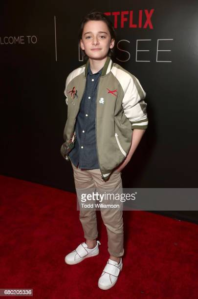 Noah Schnapp attend Netflix's FYSEE KickOff Event at Netflix FYSee Space on May 7 2017 in Beverly Hills California