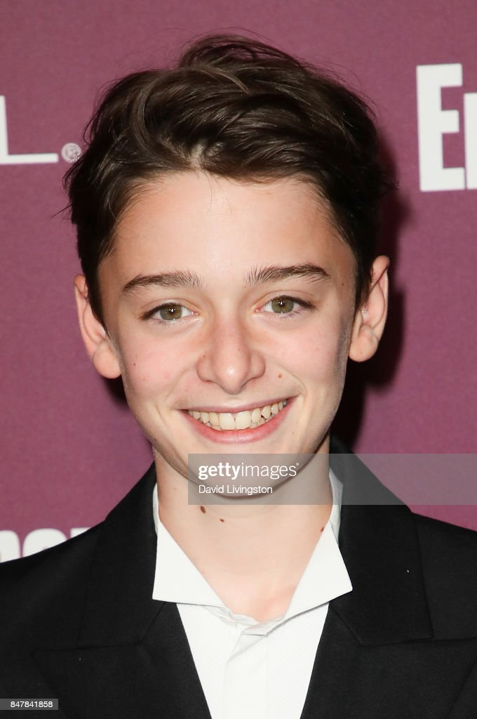 Noah Schnapp attends the Entertainment Weekly's 2017 Pre-Emmy Party at the Sunset Tower Hotel on September 15, 2017 in West Hollywood, California.