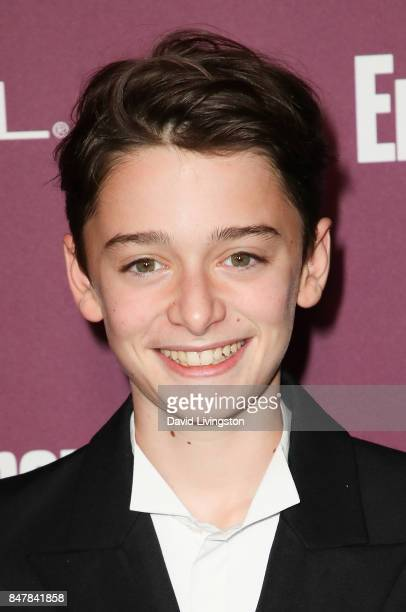 Noah Schnapp attends the Entertainment Weekly's 2017 PreEmmy Party at the Sunset Tower Hotel on September 15 2017 in West Hollywood California