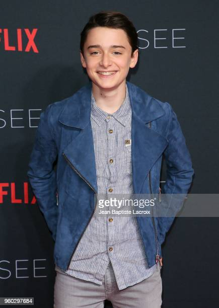 Noah Schnapp attends the #NETFLIXFYSEE For Your Consideration 'Stranger Things' Event on May 19 2018 in Hollywood California