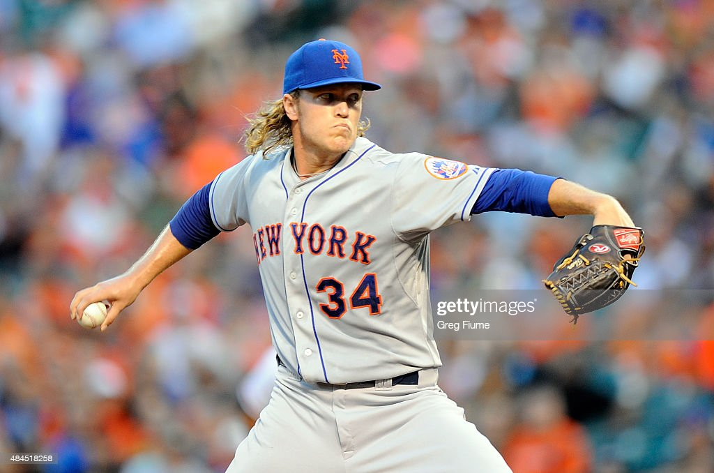 New York Mets v Baltimore Orioles : News Photo