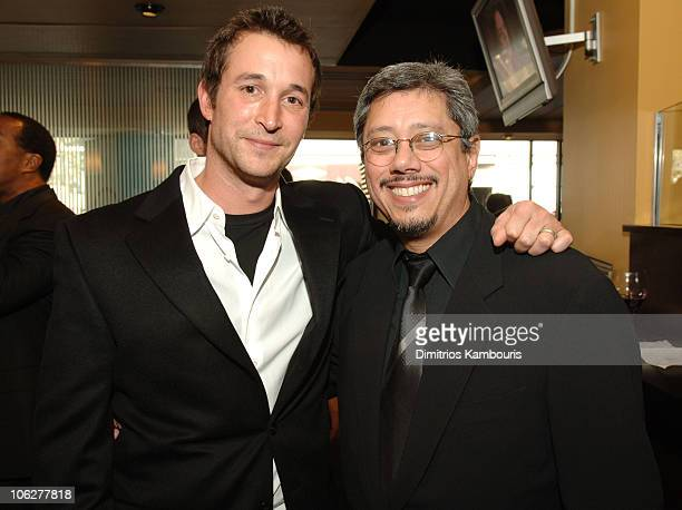 Noah Wyle and Dean Devlin 11063_305JPG during 2006/2007 TBS and TNT UpFront Nick and Stef's at Nick and Stef's in New York City New York United States