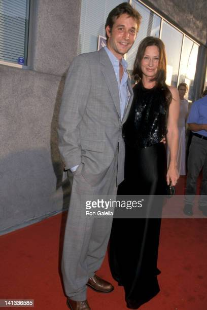 Noah Wyle and Tracy Warbin at the Project Angel Food Gala, , West Hollywood.