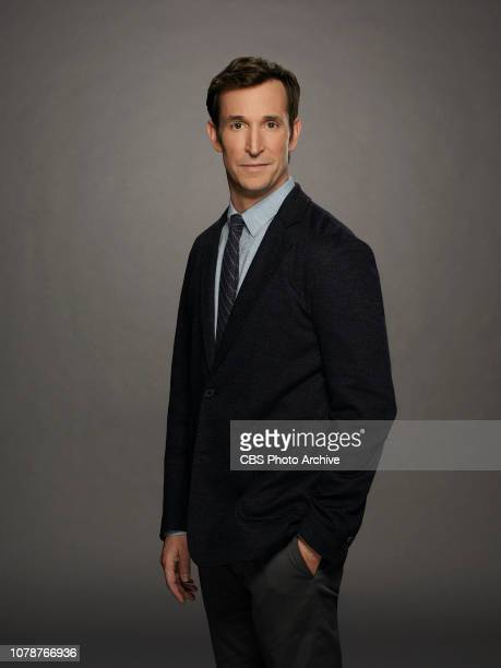 Noah Wyle as Daniel Calder of the CBS series THE RED LINE, scheduled to air on the CBS Television Network.