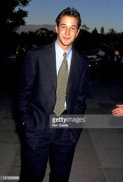 Noah Wyle at the 11th Annual TV Critics Association Awards, Ritz-Carlton Hotel, Pasadena.