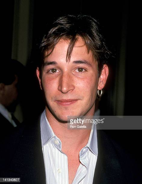 Noah Wyle at the NBC Sponsors Convention, Lincoln Center, New York City.