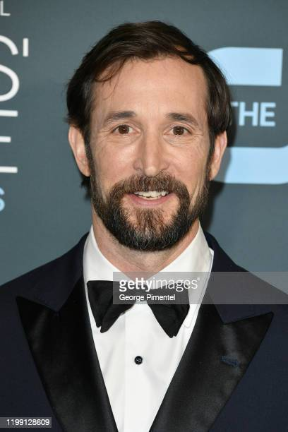 Noah Wyle attends the 25th Annual Critics' Choice Awards held at Barker Hangar on January 12, 2020 in Santa Monica, California.