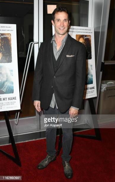 """Noah Wyle attends the Premiere Of Sony Pictures Classic's """"David Crosby: Remember My Name"""" at Linwood Dunn Theater on July 18, 2019 in Los Angeles,..."""
