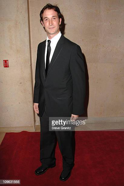 Noah Wyle during 21st Annual American Cinematheque Award Honoring George Clooney - Arrivals at Beverly Hilton Hotel in Beverly Hills, California,...